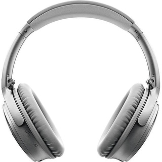 Link to Bose QuietComfort 35 Series II Wireless Noise Cancelling Headphones (Silver) Similar Items in Headphones