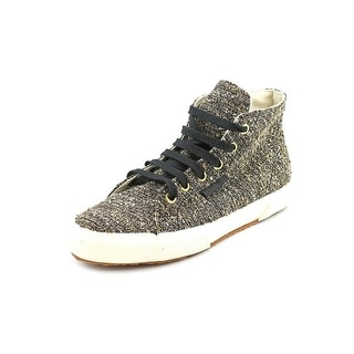 Superga 2095 TWDW - Tweed High Top Round Toe Canvas Sneakers