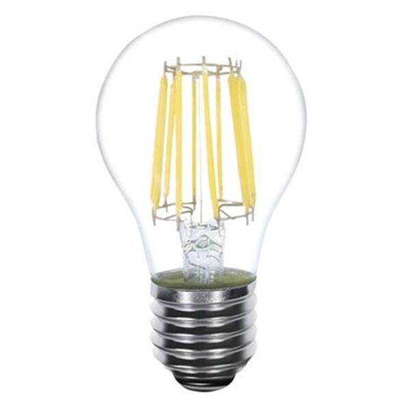 41145 A19 Filament Clear Bulb Full Glass Body 100 Watt Free