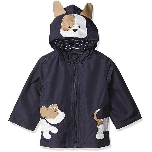 London Fog Boys 12-24 Months Puppy Zipper Jacket
