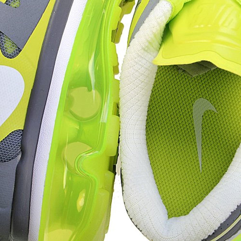 Tan rápido como un flash Corta vida parrilla  Nike Air Max 2012 Big Kids (Gs) Style: 488122-300 Size: 7 Y US -  cyber/white-cool grey-wlf grey - Overstock - 18279239