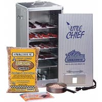 Luhr Jensen Front Loading Little Chief Home Electric Smoker 9900-000-000