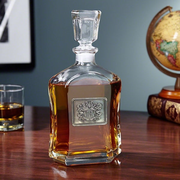 Argos Personalized Liquor Decanter