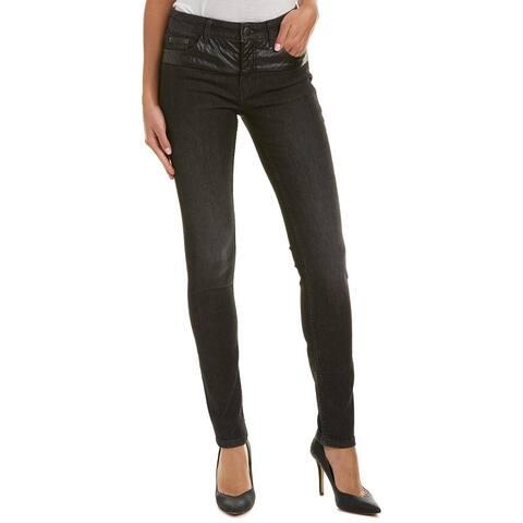 Maje Black Slim Leg - Grey