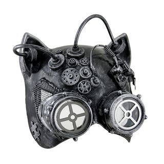 Steamkitty Metallic Finish Steampunk Cat Woman with Goggles Mask|https://ak1.ostkcdn.com/images/products/is/images/direct/47dda00dc54d39b1a706425f6cfd61ac06cf3ec3/Steamkitty-Metallic-Finish-Steampunk-Cat-Woman-with-Goggles-Halloween-Mask.jpg?impolicy=medium