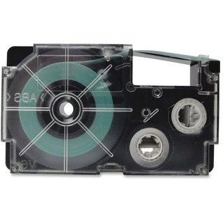 """Casio XR-9SR2S Casio Label Printer Tape - 0.35"" x 26' - 2 x Tape"""