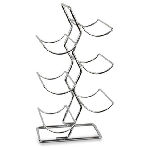 Your Choice Beverage Wire Chrome Finished Wine Bottle Rack