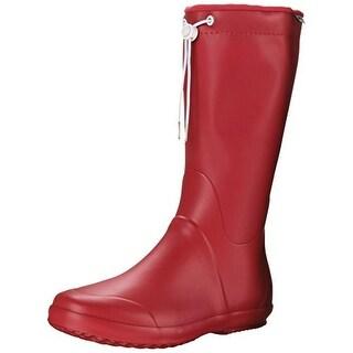 Tretorn Womens Viken Rain Boots Rubber Mid-Calf - 4 medium (b,m)