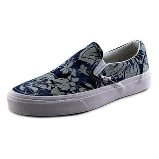 Vans Classis Slip-On Round Toe Synthetic Flats