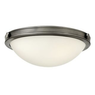 Hinkley Lighting 3782 2 Light Flush Mount Ceiling Fixture from the Maxwell Collection
