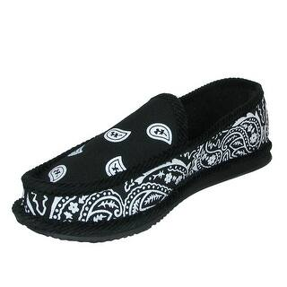 Trooper America Men's Bandana Print Slip On Slipper Shoe|https://ak1.ostkcdn.com/images/products/is/images/direct/47deef25b32259267ac8549b2083ab1ed4d7a152/Trooper-America-Men%27s-Bandana-Print-Slip-On-Slipper-Shoe.jpg?impolicy=medium