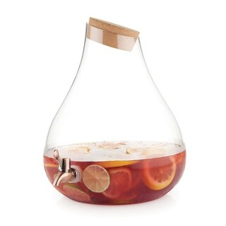 Country Cottage Pearl Beverage Dispenser by Twine