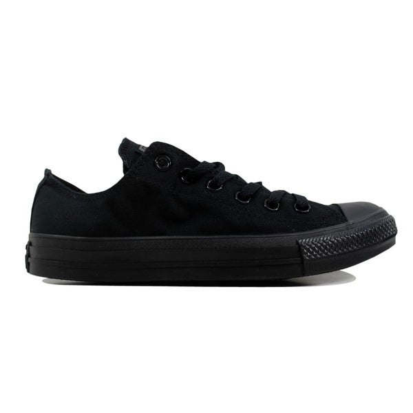 94b4fa3d449e Shop Converse Chuck Taylor All Star Ox Black Monochrome M5039 Men s ...