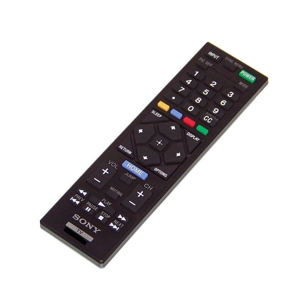 OEM NEW Sony Remote Control Originally Shipped With KDL-46R453, KDL-50R450