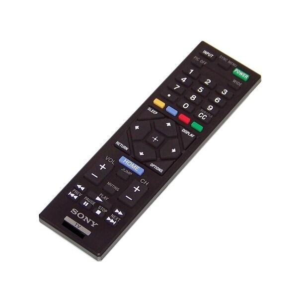 OEM Sony Remote Control Originally Shipped With KDL-32R330B, KDL40R350D, KDL-40R350D, KDL46R450A, KDL-46R450A KDL32R421A
