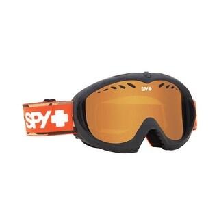 Spy Optic 310775035185 Targa Snow Ski Goggles Mini Hide+ Seek Persimmon - Orange