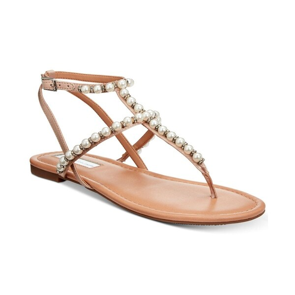 INC International Concepts Womens Madigane Split Toe Casual Slingback Sandals - 5