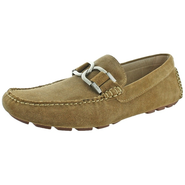 Donald J Pliner Derrik Men's Moccasins Loafers Shoes