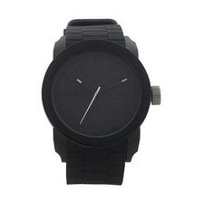 Diesel Dz1437 Black Silicone Strap Watch Watch For Men