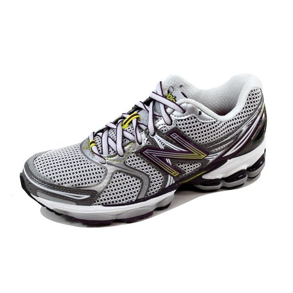 Shop New Balance Women s 1260 Trainer Silver W1260PS - Free Shipping ... 9c48902b04