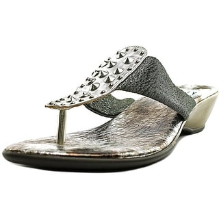 Love and Liberty Palm   Open Toe Canvas  Wedge Sandal