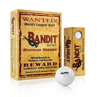 Bandit MD Golf Balls - Dozen