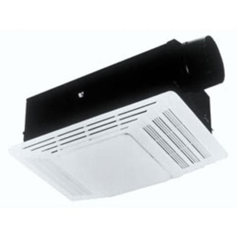 Broan 655 Deluxe Bathroom Heater Fan With Light
