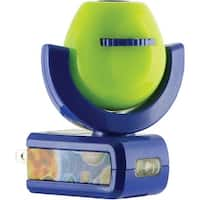 Projectables 13347 Outdoor Fun 6-Image Led Tabletop Projectable Night-Light