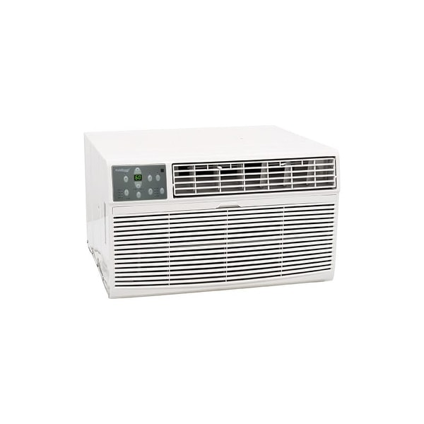 Koldfront WTC12001W 12000 BTU 220V Through the Wall Air Conditioner with 10600 BTU Heater with Remote