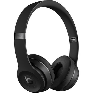 Beats by Dr. Dre Beats Solo 3 Wireless On-Ear Headphones MATTE BLACK