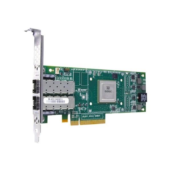 Hewlett Packard Enterprise - Hpe Sn1100q 16Gb 2P Fc Hba