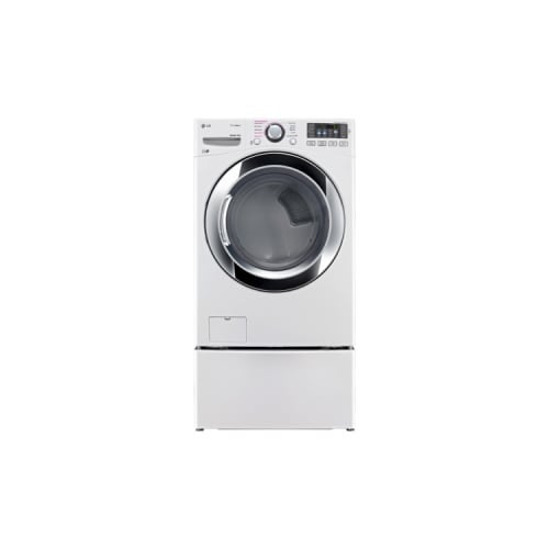 Lg Dlgx3371 27 Inch Wide 7 4 Cu Ft Gas Dryer With Nfc Tag On