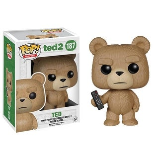 Ted 2 Ted with Remote Pop! Vinyl Figure