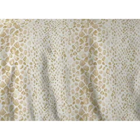 Pointehaven Modern Snake 300TC Digital Print Duvet Set