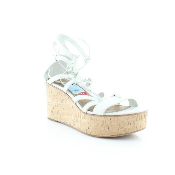 Frye Heather Women's Sandals White