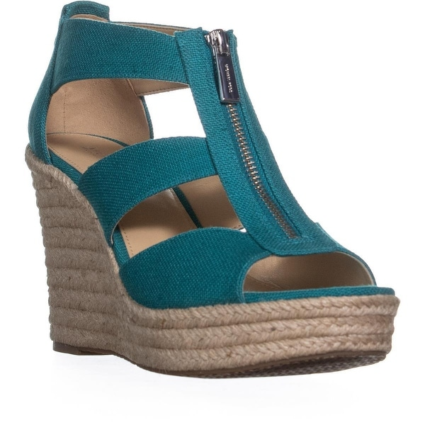 61c7655f266 Shop MICHAEL Michael Kors Damita Wedge Espadrille Sandals