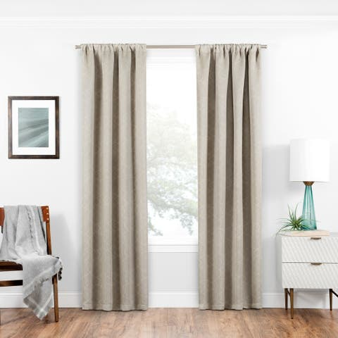 Eclipse Isante Blackout Window Curtain Panel