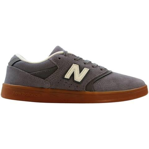 New Balance 598 Numeric Grey/Gum/Tan NM598SFC Men's Size 7.5