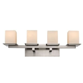 Trans Globe Lighting 20374 Downtown 4 Light Bathroom Vanity Light