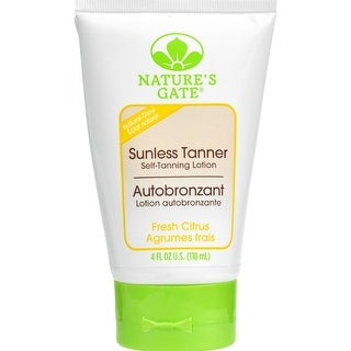 Nature's Gate - Sunless Tanner ( 2 - 4 FZ)