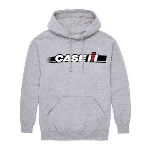 Case IH Swoosh - Mens Pullover Hoodie
