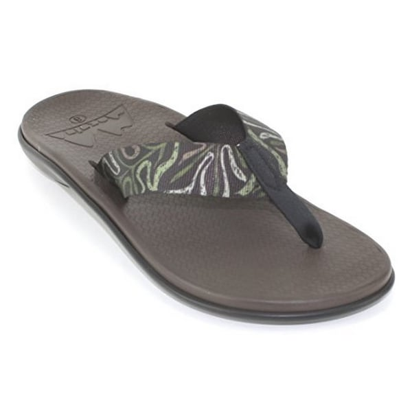 Island Slipper Womens Mokulua Nylon Thong