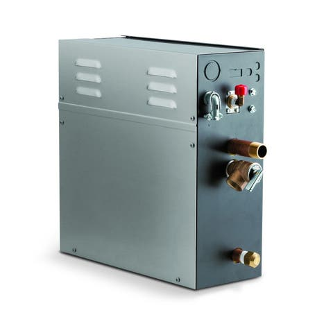 Steamist TSG-7 Total Sense 7.5 Kilowatt 240 Volt Single Phase Steam Generator -