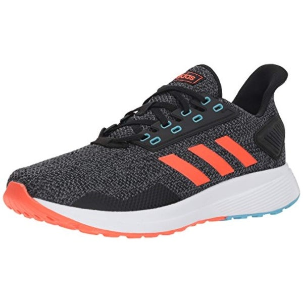 new concept 00e9c 97fc5 Shop Adidas Mens Duramo 9 Running Shoe, BlackSolar RedGrey, 12 M Us -  Free Shipping Today - Overstock.com - 27120990