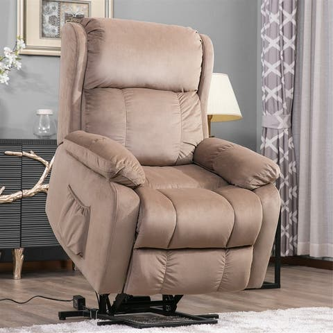 Recliner Living Room Sofa Chair with Remote Control