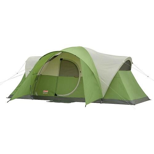 """Coleman Montana 8 Person Tent Tent"""