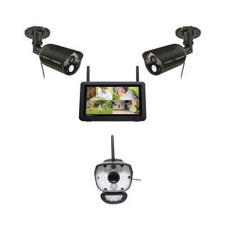 Uniden UDR777HD plus ULC58 - 1 Wireless Security Camera System