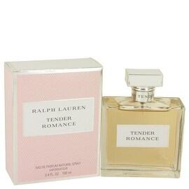 Eau De Parfum Spray 3.4 oz Tender Romance by Ralph Lauren - Women