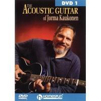 Acoustic Guitar of Jorma Kaukonen [DVD]