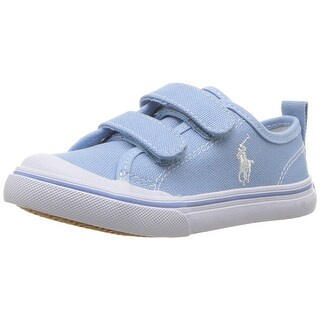 Polo Ralph Lauren Unisex Kids' Karlen Ez Sneaker - 12 m us little kid